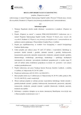 regulamin - Warmińsko-Mazurski Związek Lekkiej Atletyki