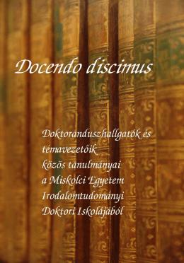 a kötet teljes szövege is elérhető - Magyar Nyelv