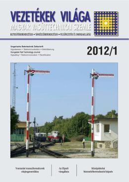 2012 /1. szám
