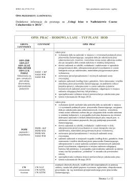 Karta katalogowa precyzyjny czujnik wilgotności
