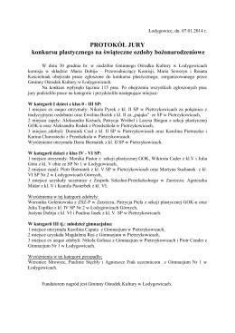 Trofea pozyskane poza Beskidzkim Okręgiem - Bielsko