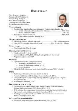 Hunyady Márton 201503
