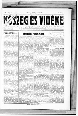 1939-01-08 - Chernel Kálmán Városi Könyvtár