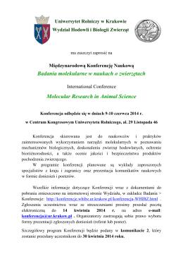 GEOGRAFIA - studia I stopnia ־ Wykłady ogólnouniwersyteckie I