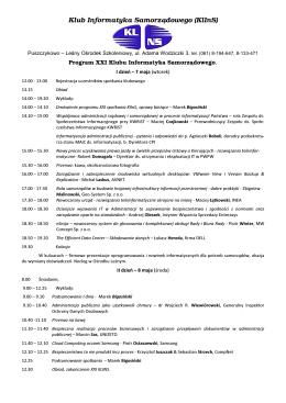ulotka gim nr 2 - Zespół Szkół im. Jana III Sobieskiego w Szczecinku