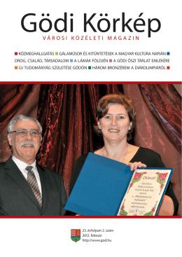 közmeghallgatás gálaműsor és kitüntetések a magyar kultúra