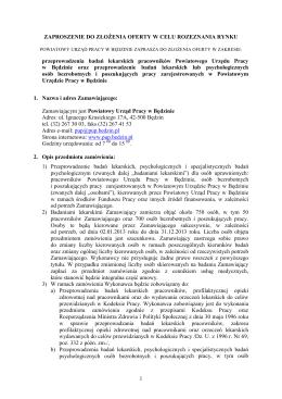 zaproszenie - Szpital Powiatowy w Gryfinie