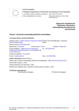 REGULAMINY - KONKURS - teletydzien draft v1 (23-05