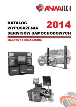 Katalog maszyn - PATER Sp. z oo