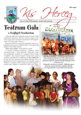 3. szám 2010 máj. - Szolnoki Fiumei Úti Általános Iskola