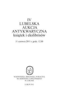 Biblioteka szkolna [pdf] - Liceum Ogólnokształcące im. Tadeusza