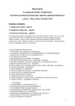 Ogłoszenia - Duszpasterstwo Akademickie, Katowice