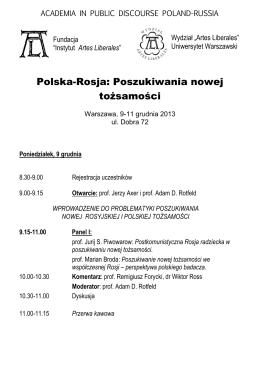 176 Konferencja Naukowo - Techniczna SITMN Jubileusz 165