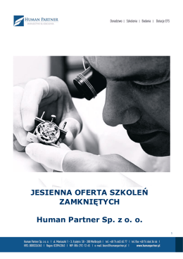 Informatyk P.Polcyn, Ł.Żużak sp.j. Ul. Łąkowa 4 B 61-878