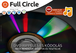 61. szám - Full Circle Magazine