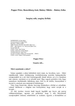 Popper Péter, Ranschburg Jenő, Baktay Miklós