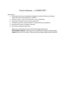Zestaw zadań I etapu - poziomu Eliminacje