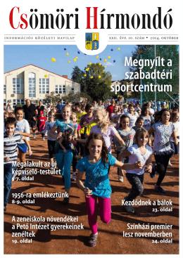 CSÖMÖRI HÍRMONDÓ 2014. OKTÓBERI SZÁMA.pdf