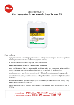 Transformatory olejowe dystrybucyjne - wkładka katalogowa