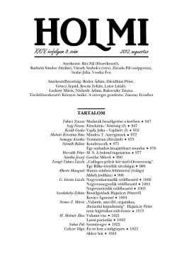 A 2012. augusztusi szám pdf formátumban