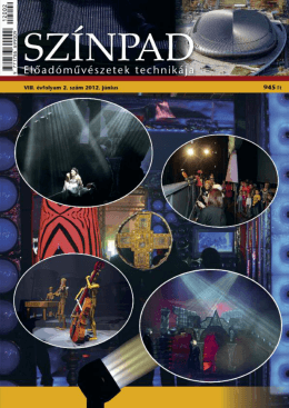 A 2012. évi 2. szám itt letölthető (pdf)