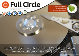 59. szám - Full Circle Magazin