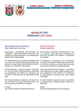 Sprawozdanie z działalności Podlaskiej Regionalnej Organizacji
