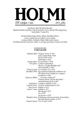 A 2013. júliusi szám pdf formátumban