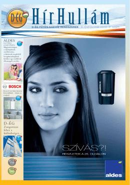 D-ÉG Hírhullám 2010 május-szeptember letöltése PDF formátumban.