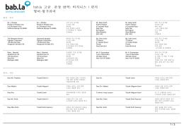 고급 문장 번역: 비지니스 | 편지 (영어