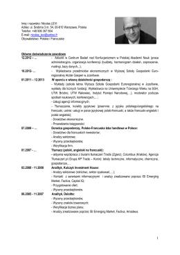 Zał. nr 8 - Projekt budowlany - bip.smykow.pl