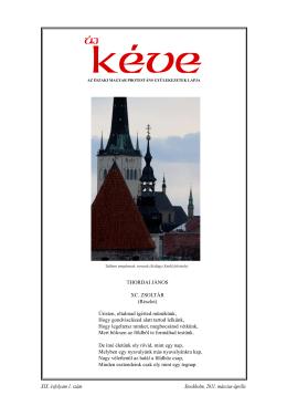 2011/1 - Svédországi Magyar Protestáns Egyházi Közösség