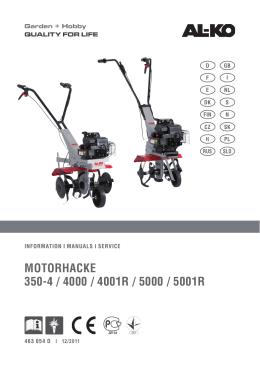 MH 4000 - AL-KO