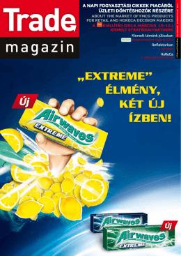 A nApi fogyAsztÁsi cikkek piAcÁrÓl Üzleti