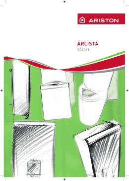 Árlista - Thermo `93 Kft.