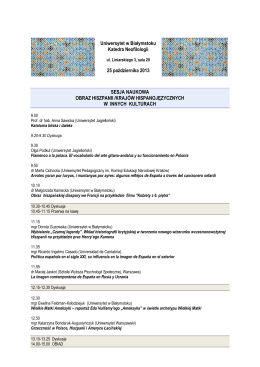 praktyki w hiszpanii w firmie animafestexperience (barcelona, lloret