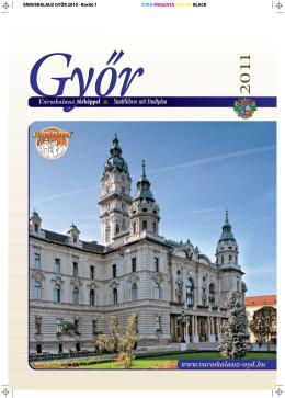 Győr - Városkalauz