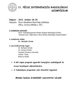Program - radiologia.hu