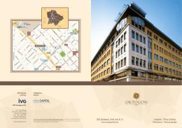 Oktogon Ház - Irodaház.info