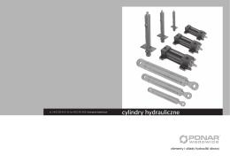 (cylindrów) hydraulicznych Prema Kielce (PDF)
