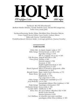 A 2002. májusi szám pdf formátumban
