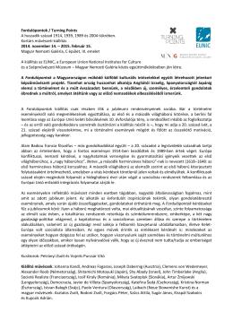 """Fordulópontok"" [pdf, 522.4k]"