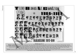 Tablók könyve 104 1967/68. tanév, IV. A Diákok