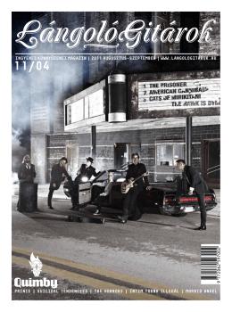 Quimby 11/04 - Lángoló Gitárok