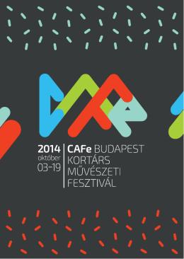 Programfüzet - CAFe Budapest