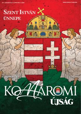 Szent IStván ünnepe - Komárom város honlapja