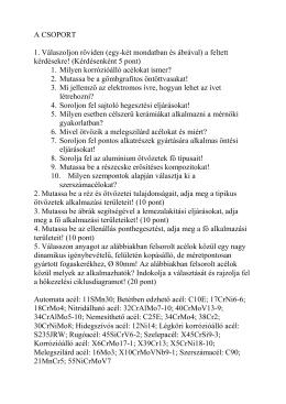 1. Milyen - glink.hu