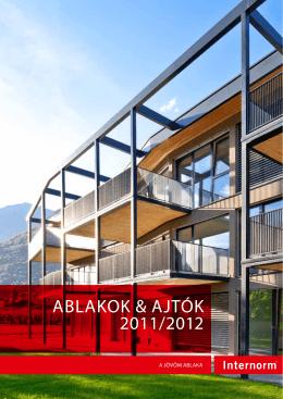 ABLAKOK & AJTÓK 2011/2012
