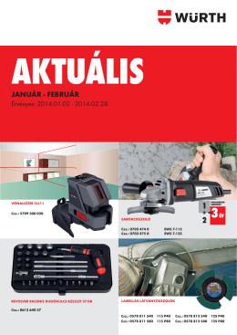 aktuális - Würth Szereléstechnika Kft.