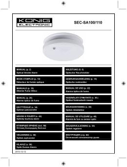 SEC-SA100/110
